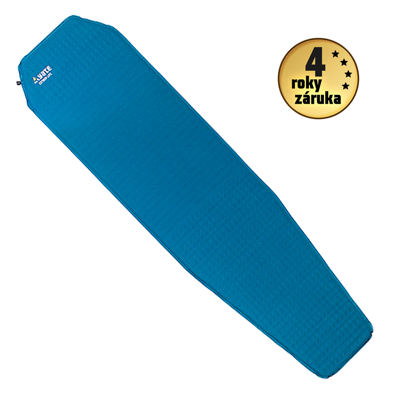 YATE EXTREM LITE 2,5 Blue/Grey Self-Inflating Mat
