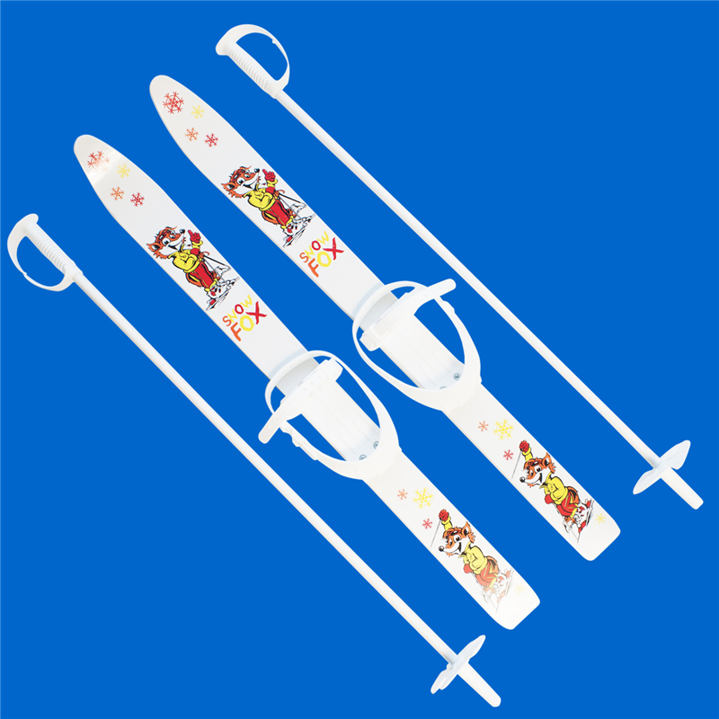 YATE Children Skis 80 cm (Set)