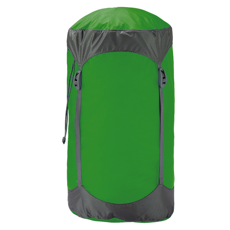TREKMATES Compression Bag L/13L Green