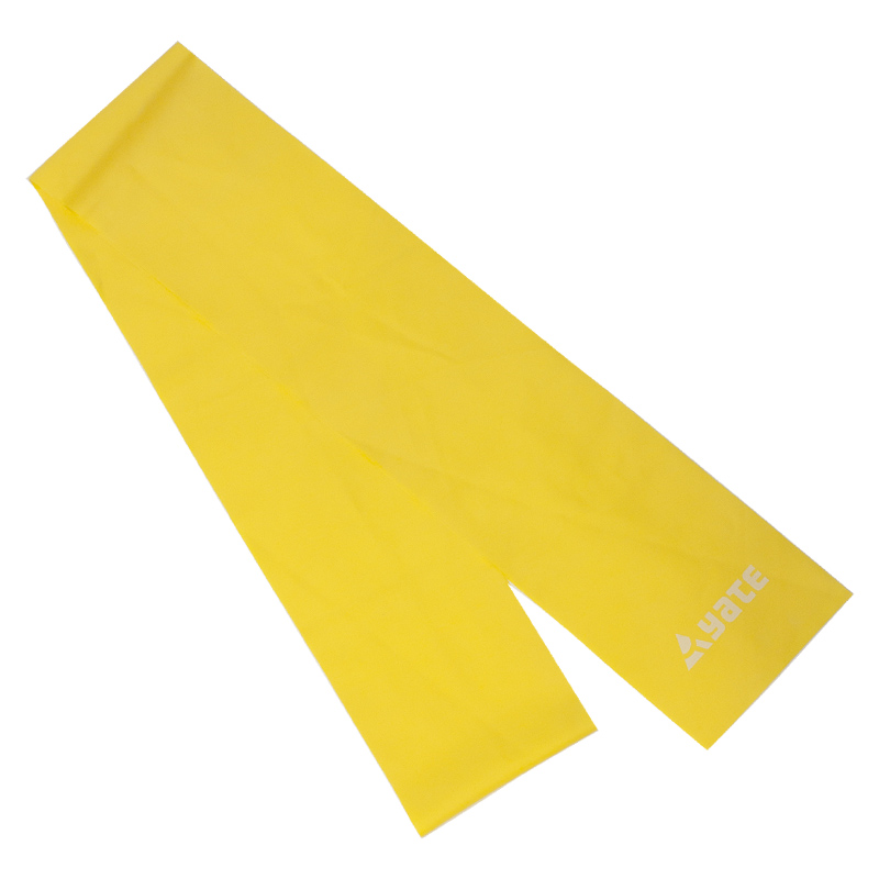 YATE FIT BAND  120x12cm  Light/Yellow