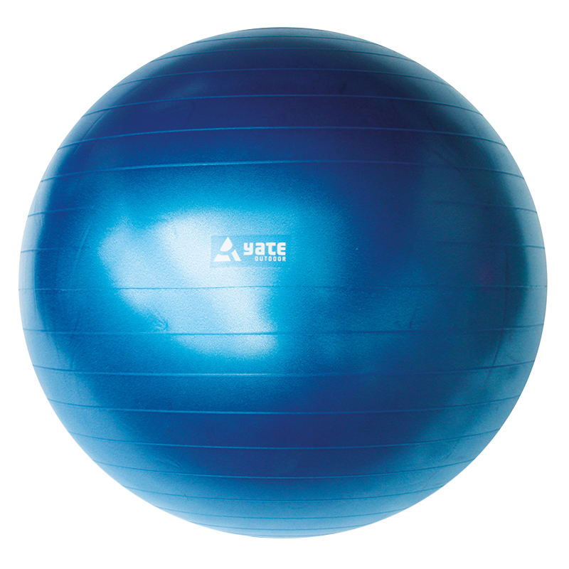 YATE Gymball - 55 cm  Blue