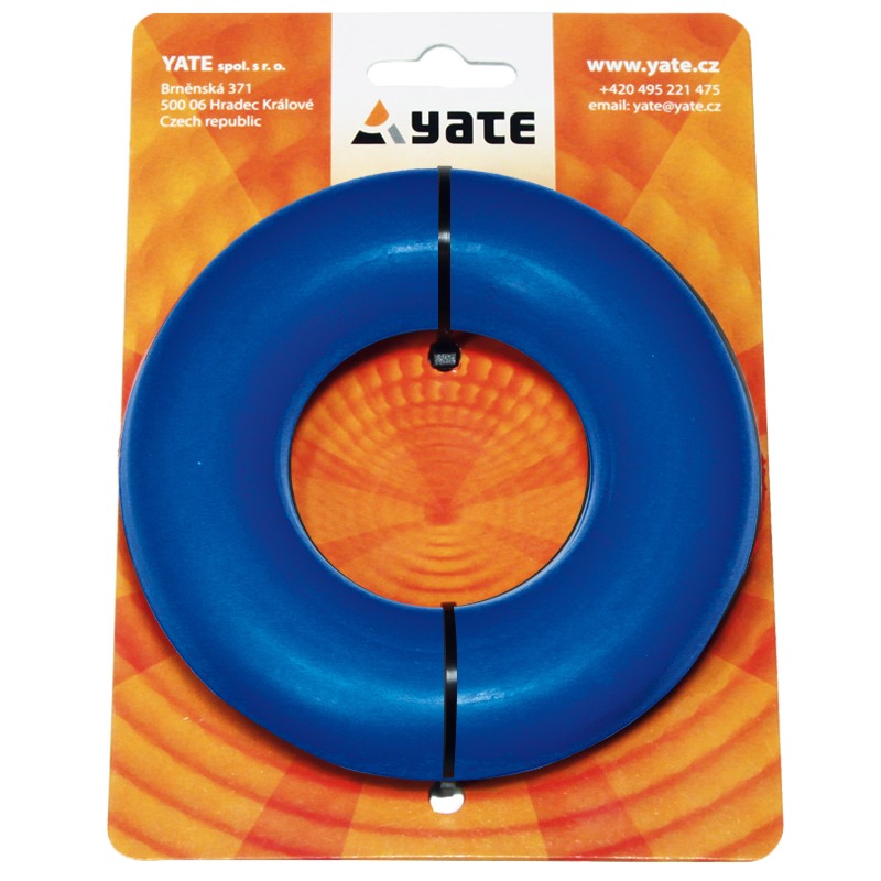 YATE Hand Grip Ring in Blister Medium/Blue