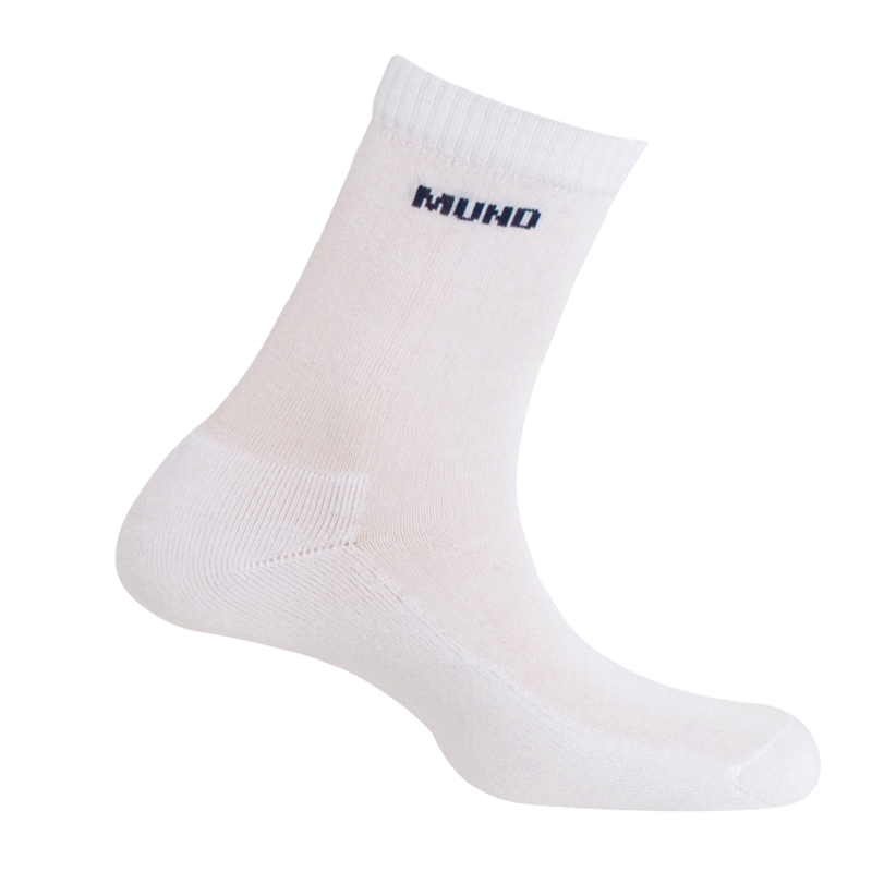 MUND ATLETISMO Socks White
