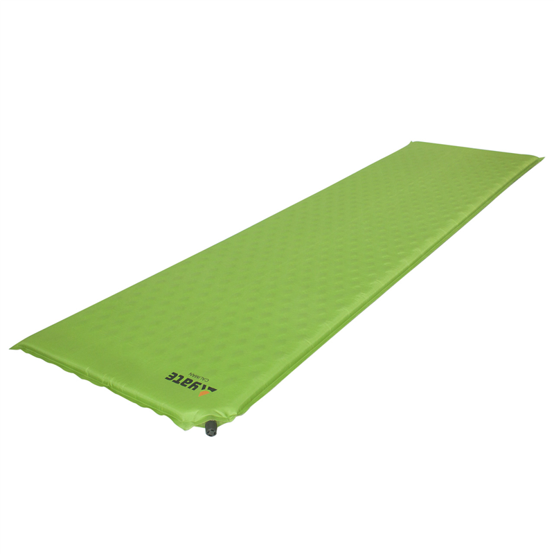 YATE CALIMAN 3,5 Green Self-Inflating Mat