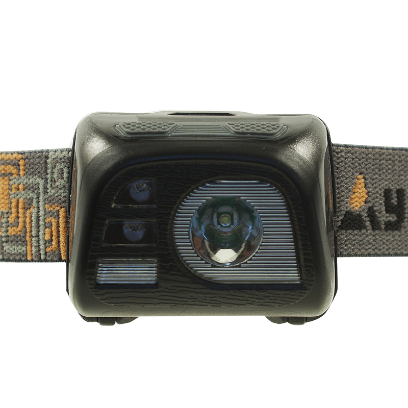 YATE VEGA Headlamp Black