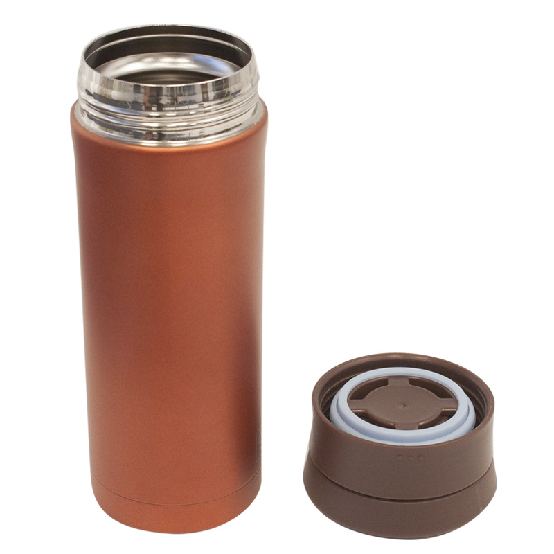 HIGHLANDER Thermal Mug 500ml Orange