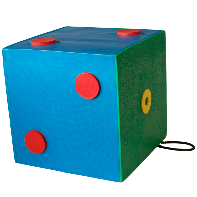 YATE CUBE Polimix 30 cm Color With Handle Var1