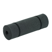 YATE EVA COMFORT WIDE 1,4 Black  Mat + Rubber Bands