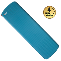 YATE TREKKER 3,8 Blue/Grey Self-Inflating Mat