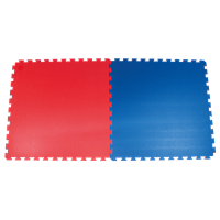 YATE TATAMI GYM 20 red/blue 1x1 m