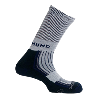 MUND PIRINEOS Socks Grey