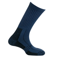 MUND EXPLORER Socks Dark Blue