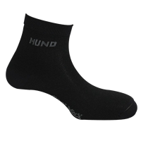 MUND CYCLING/RUNNING Socks Black
