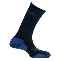 MUND CR-CO-SKIING Socks, Dark Blue
