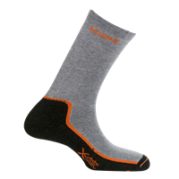 MUND TIMANFAYA X-Static Socks, grey