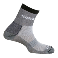 MUND CROSS MOUNTAIN Socks Grey