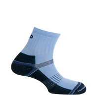 MUND ATLAS Socks, Blue