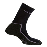 MUND TIMANFAYA X-Static Socks, black