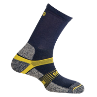 MUND CERVINO Socks Blue