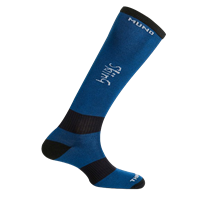 MUND SKIING Socks, dark blue