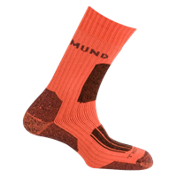 MUND EVEREST Socks Orange