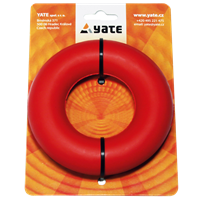 YATE Hand Grip Ring in Blister Medium/Red