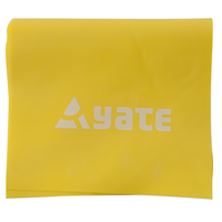 YATE FIT BAND  200x12cm  Light/Yellow