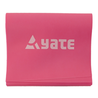 YATE FIT BAND  200x12cm  Medium/Red