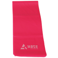 YATE FIT BAND  25mx15cm  Medium/Red