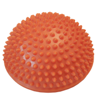 YATE Massage Spiky Half Ball - 16 cm  Orange