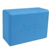 YATE YOGA Block - 22,8x15,2x7,6 cm  Blue