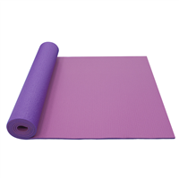 YATE Yoga Mat Double Layer  Pink/Purple