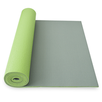 YATE Yoga Mat Double Layer  Green/Grey
