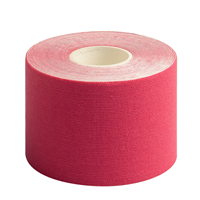 YATE Kinesiology Tape  5 cm x 5 m, Pink