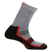 MUND ANDES X-Static Socks, grey
