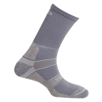 MUND CERVINO Socks Grey