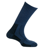 MUND EXPLORER Socks blue/grey