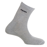 MUND ATLETISMO Socks Grey