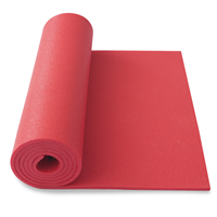 YATE Mat Single Layer 8  Red R81