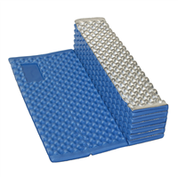 YATE WAVE ALU 1,8 Mat Folding Blue  185x56x1,8 cm