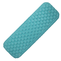 YATE VOYAGER 195x66x9 cm Petrol/Grey Inflatable Mat