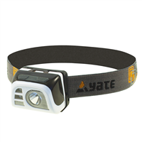YATE VEGA AKU Headlamp White