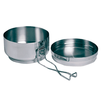 YATE POT YATE- 2 parts, INOX
