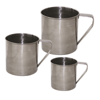 YATE Stainless Steel Cup 0,50 l
