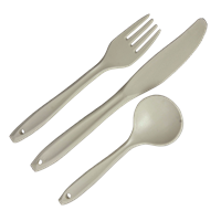 Highlander Polycarbonate KFS (Cp02pc) Cutlery set