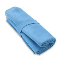 YATE Fitness Dryfast Towel Size XL 100x160 cm Light Blue