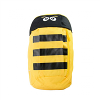 HIGHLANDER Creature Kids Backpack 9 L Yellow