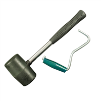 HIGHLANDER Rubber Mallet and Peg Puller