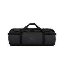 HIGHLANDER Storm Kitbag (Duffle Bag) 120 L Black