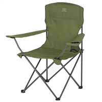 HIGHLANDER Moray Camp Chair With Arms - Olive
